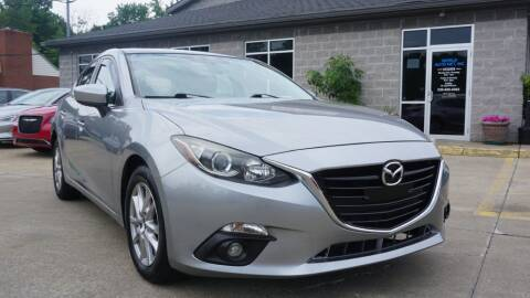 2015 Mazda MAZDA3 for sale at World Auto Net in Cuyahoga Falls OH