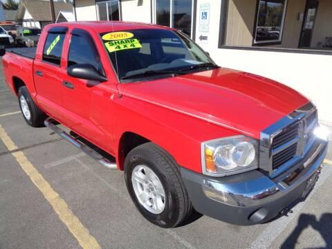 2005 Dodge Dakota for sale at BBL Auto Sales in Yakima WA