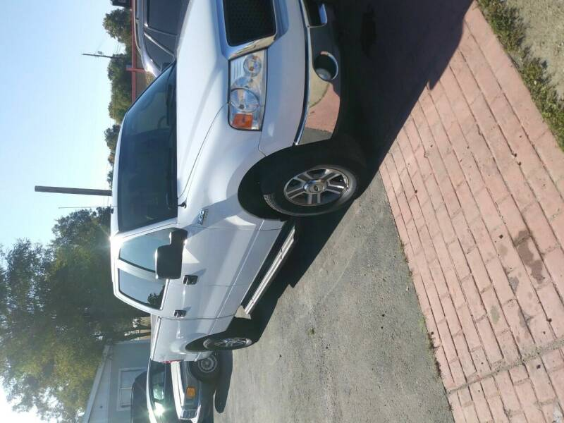 2007 Ford F-150 for sale at Marvelous Motors in Garden City ID