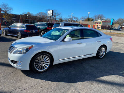 2015 Hyundai Equus for sale at BWK of Columbia in Columbia SC