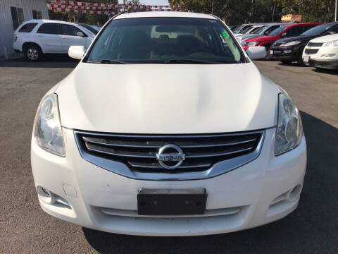 2010 Nissan Altima for sale at EXPRESS CREDIT MOTORS in San Jose CA