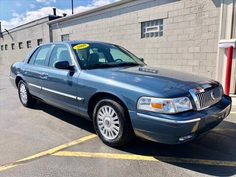 2008 Mercury Grand Marquis for sale at Richardson Sales & Service in Highland IN