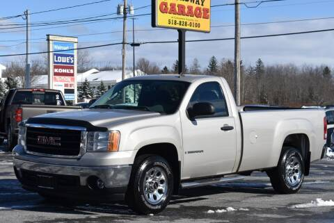 2008 GMC Sierra 1500 for sale at Broadway Garage of Columbia County Inc. in Hudson NY
