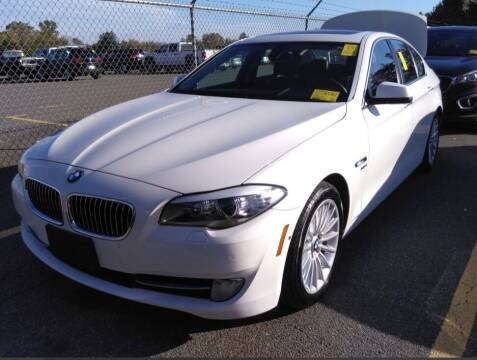 2011 BMW 5 Series for sale at Bluebird Auto in South Glens Falls NY