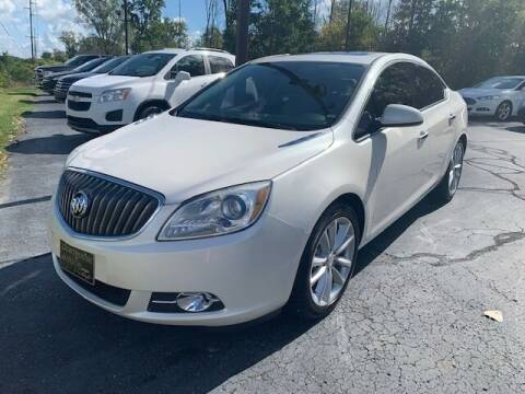 2012 Buick Verano for sale at Lighthouse Auto Sales in Holland MI
