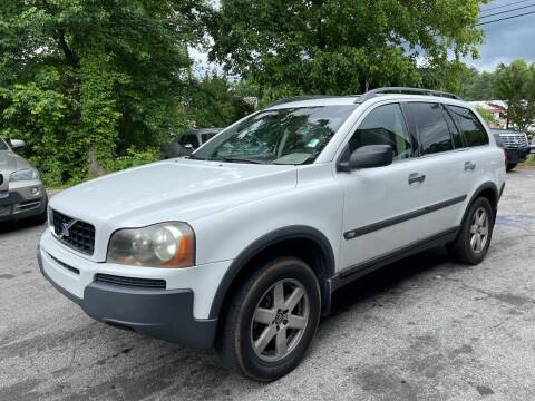 2005 Volvo XC90 for sale at Car Online in Roswell GA