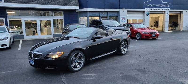 2007 BMW M6 for sale at Import Autowerks in Portsmouth VA