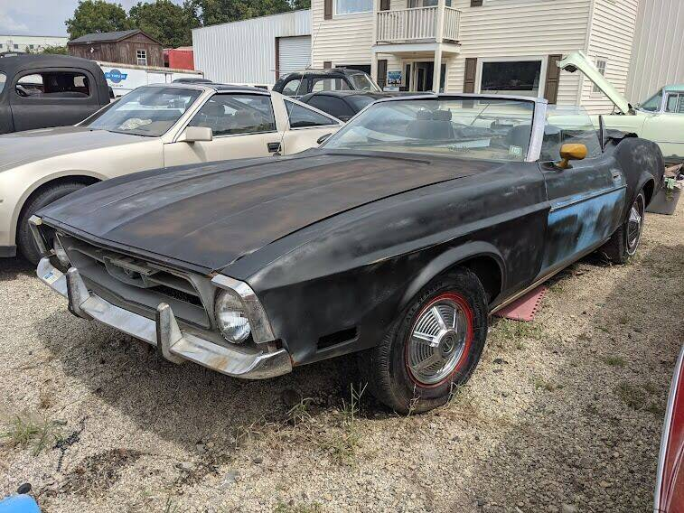 1971 Ford Mustang for sale at Classic Cars of South Carolina in Gray Court SC