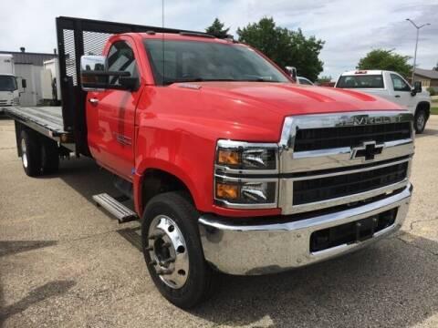 2019 Chevrolet Silverado 6500HD for sale at Bob Clapper Automotive, Inc in Janesville WI