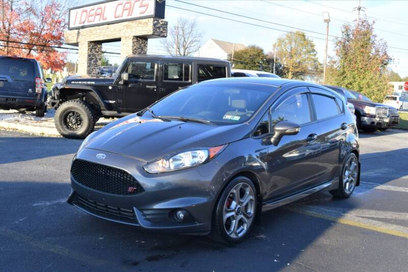 2016 Ford Fiesta for sale at I-DEAL CARS in Camp Hill PA