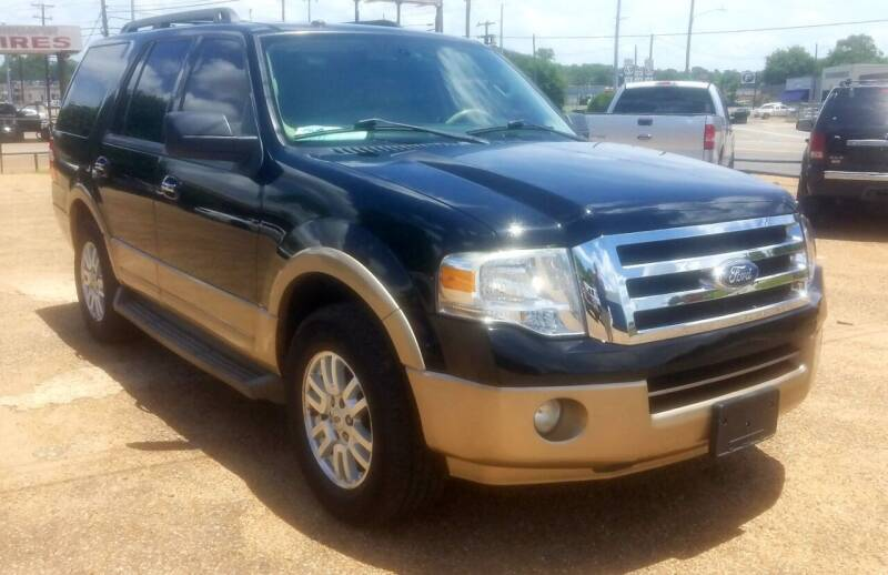 2012 Ford Expedition for sale at Dorsey Auto Sales in Tyler TX