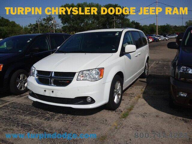 2019 Dodge Grand Caravan for sale at Turpin Dodge Chrysler Jeep Ram in Dubuque IA