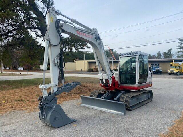 2005 Takeuchi Tb175 for sale at MILFORD AUTO SALES INC in Hopedale MA
