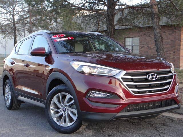 2017 Hyundai Tucson for sale in Olathe, KS