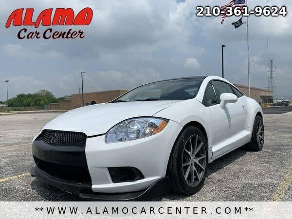 2012 Mitsubishi Eclipse for sale at Alamo Car Center in San Antonio TX