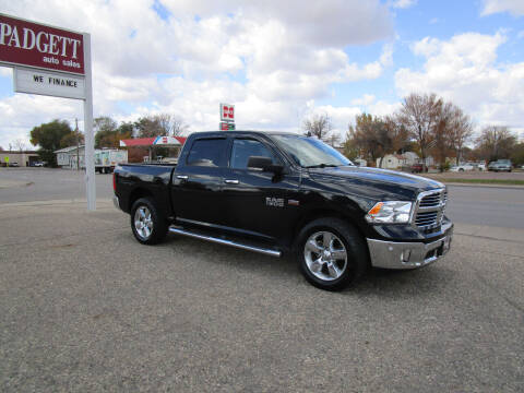 2017 RAM Ram Pickup 1500 for sale at Padgett Auto Sales in Aberdeen SD