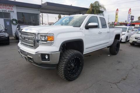 2015 GMC Sierra 1500 for sale at Industry Motors in Sacramento CA