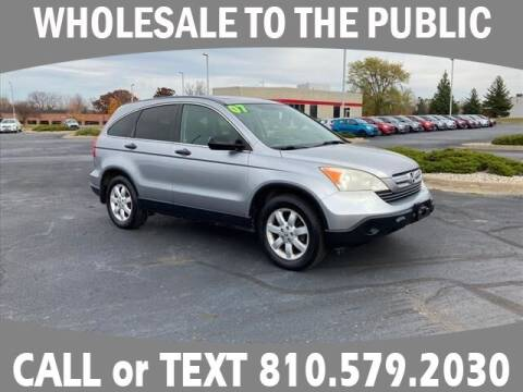2007 Honda CR-V for sale at LASCO FORD in Fenton MI