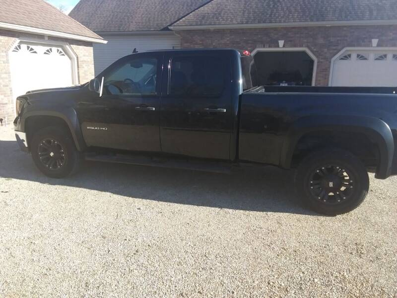2010 GMC Sierra 2500HD for sale at Collector Car Co in Zanesville OH