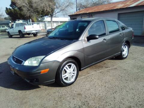 2007 Ford Focus for sale at Larry's Auto Sales Inc. in Fresno CA