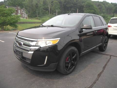 2013 Ford Edge for sale at 1-2-3 AUTO SALES, LLC in Branchville NJ