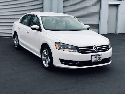 2013 Volkswagen Passat for sale at Autos Direct in Costa Mesa CA