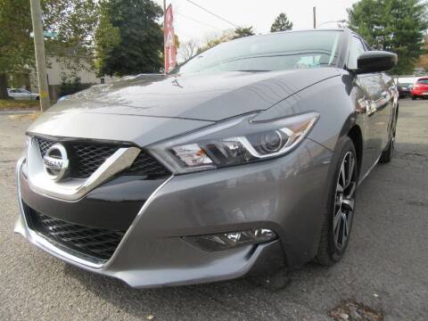 2017 Nissan Maxima for sale at PRESTIGE IMPORT AUTO SALES in Morrisville PA