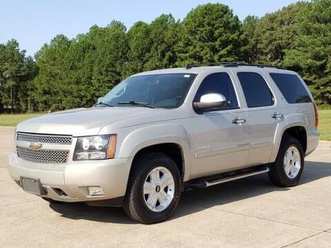 2008 Chevrolet Tahoe for sale at Tyler Car  & Truck Center in Tyler TX