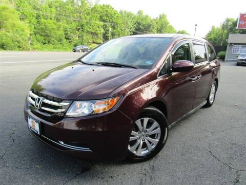 2014 Honda Odyssey for sale at Guarantee Automaxx in Stafford VA