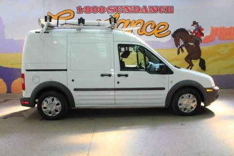 2012 Ford Transit Connect for sale at Sundance Chevrolet in Grand Ledge MI