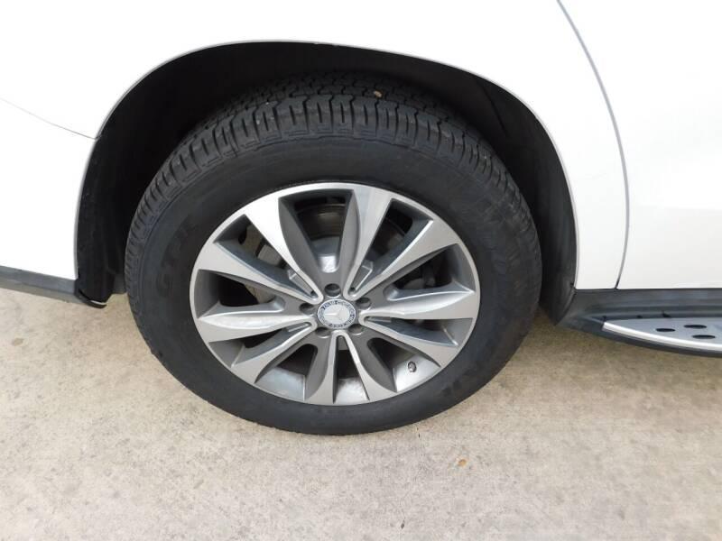 2014 Mercedes-Benz GL-Class AWD GL 450 4MATIC 4dr SUV - San Antonio TX