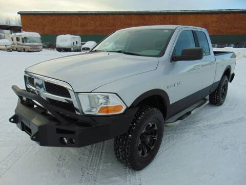 2009 Dodge Ram Pickup 1500 for sale at Dependable Used Cars in Anchorage AK