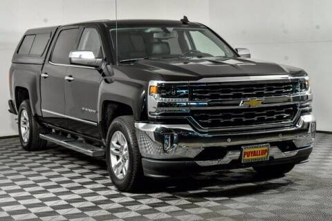 2018 Chevrolet Silverado 1500 for sale at Chevrolet Buick GMC of Puyallup in Puyallup WA