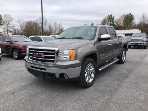 2013 GMC Sierra 1500 for sale at FRED FREDERICK CHRYSLER, DODGE, JEEP, RAM, EASTON in Easton MD
