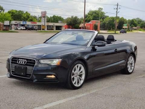 2013 Audi A5 for sale at Loco Motors in La Porte TX