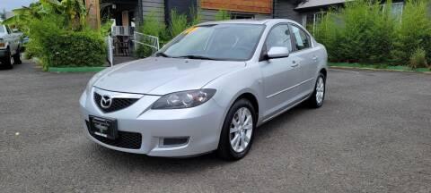 2007 Mazda MAZDA3 for sale at Persian Motors in Cornelius OR