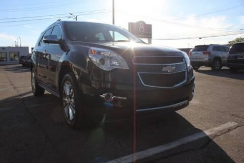 2013 Chevrolet Equinox for sale at B & B Car Co Inc. in Clinton Township MI