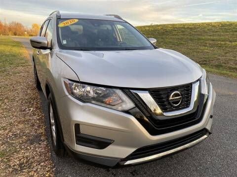 2020 Nissan Rogue for sale at Mr. Car City in Brentwood MD