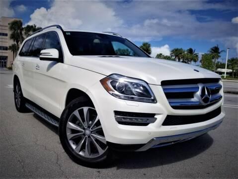 2016 Mercedes-Benz GL-Class for sale at Progressive Motors in Pompano Beach FL