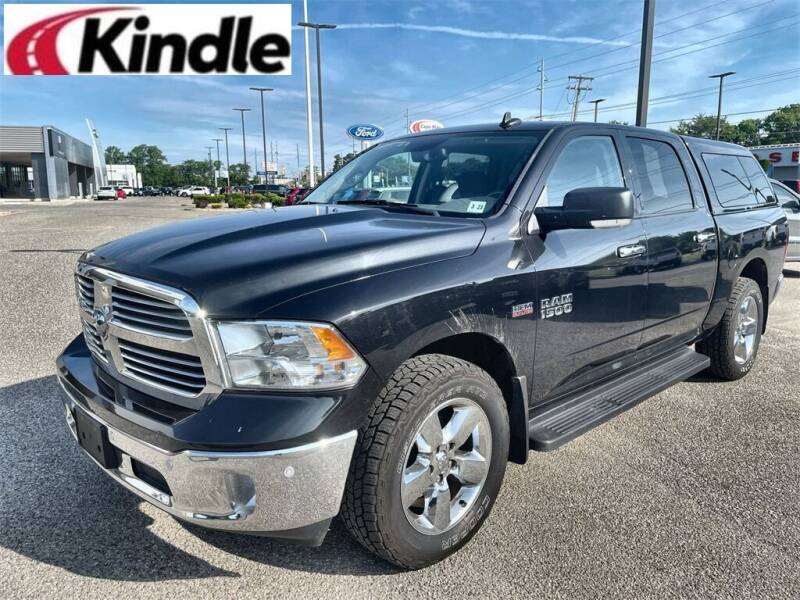 2018 RAM Ram Pickup 1500 for sale at Kindle Auto Plaza in Middle Township NJ