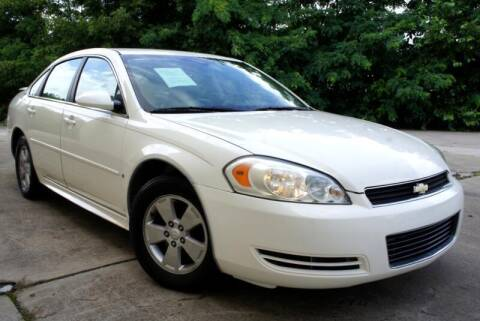 2009 Chevrolet Impala for sale at CU Carfinders in Norcross GA