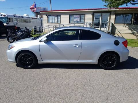 2005 Scion tC for sale at Revolution Auto Group in Idaho Falls ID