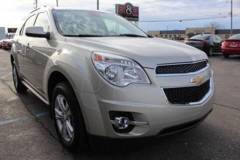 2014 Chevrolet Equinox for sale at B & B Car Co Inc. in Clinton Twp MI