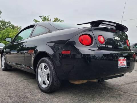 2007 Chevrolet Cobalt for sale at Lake Ridge Auto Sales in Woodbridge VA