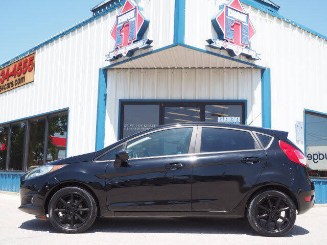 2017 Ford Fiesta for sale at DRIVE 1 OF KILLEEN in Killeen TX