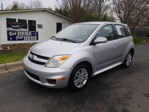 2006 Scion xA for sale at TR MOTORS in Gastonia NC