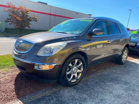 2008 Buick Enclave for sale at McNamara Auto Sales - Kenneth Road Lot in York PA