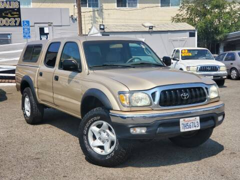 2004 Toyota Tacoma for sale at AMW Auto Sales in Sacramento CA