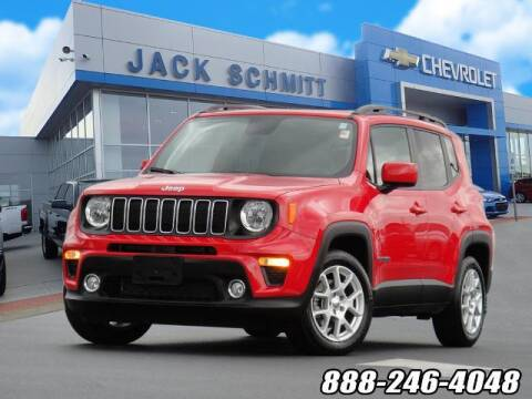 2019 Jeep Renegade for sale at Jack Schmitt Chevrolet Wood River in Wood River IL