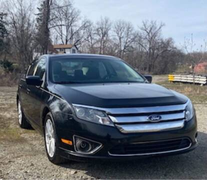 2010 Ford Fusion for sale at Best For Less Auto Sales & Service LLC in Dunbar PA